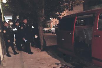 Balacera contra 5 comerciantes deja sangre y muerte en la alcaldía Venustiano Carranza