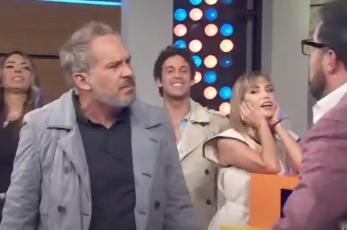 Paul Stanley alburea a Lambda García en vivo en el programa Hoy y se arma zafarrancho