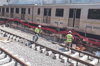 Tren Ligero de la CDMX tendrá 8 nuevos trenes y 17 vagones rehabilitados en 2022