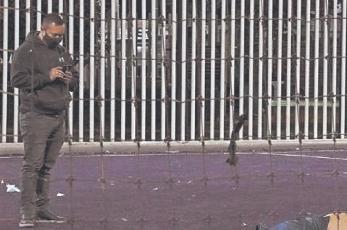 Así mataron con 12 balazos a dos jóvenes en deportivo de la colonia Valle Gómez, en CDMX