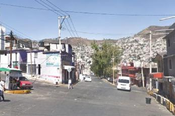 Balazo en la cabeza mató en segundos al Yeremi Jesús en Tlalnepantla
