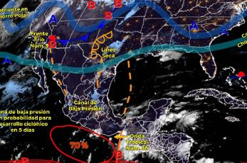 ¿Cómo va a estar el clima hoy miércoles 20 de octubre en CDMX, Edomex y resto del país?