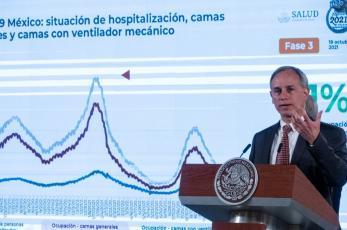 ¿Cuándo terminará la pandemia de Covid en México? Hugo López-Gatell asegura punto mínimo