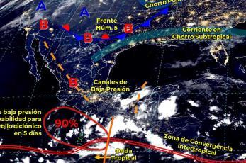¿Cómo va a estar el clima hoy jueves 21 de octubre en CDMX, Edomex y resto del país?