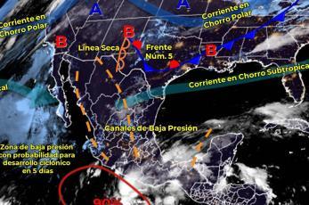 ¿Cómo va a estar el clima hoy viernes 22 de octubre en CDMX, Edomex y resto del país?