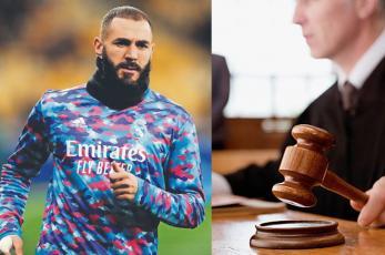 Tribunal de Francia pide 10 meses de cárcel para Karim Benzema por chantaje sexual