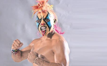 Psycho Clown encabezará el evento 'Rey de Reyes' de la triple A