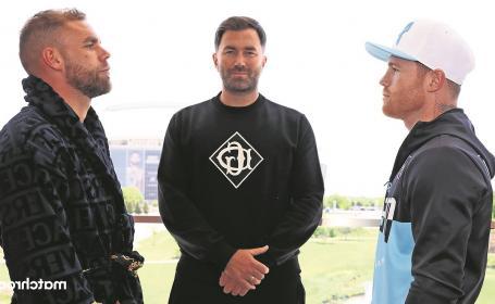 Termina la controversia entre Saúl 'Canelo' Álvarez vs Billy Joe Saunders, sí habrá pelea