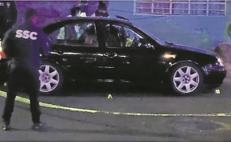 """""""El Brian"""" atacó a balazos al novio de su exnovia en la Gustavo A. Madero"""