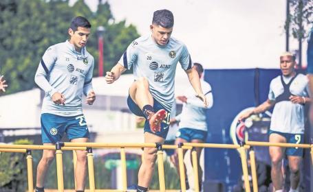América recibe hoy al Necaxa en el Estadio Azteca, en el Apertura 2021