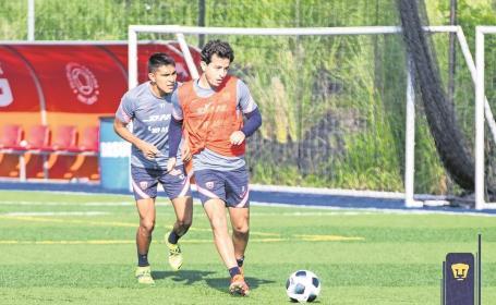 Pumas se mide hoy contra Monterrey, llega con cuatro bajas al Torneo Grita México