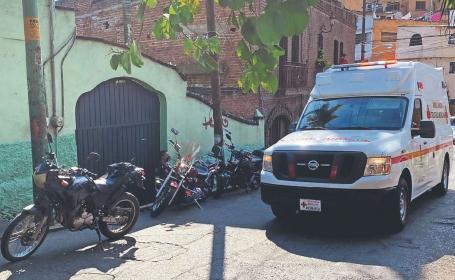 Vecino ve desde su ventana a una mujer desnuda en Cuernavaca, pero ya estaba muerta