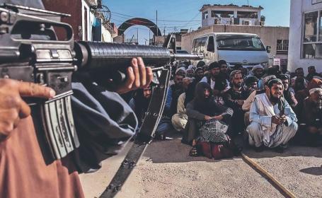 Líder talibán asegura que volverán las amputaciones y ejecuciones, en Afganistán