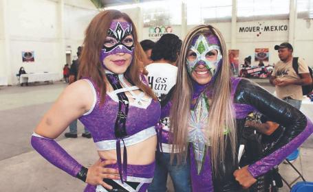 Realizan el Lucha Indy Fest en Ecatepec, con gran respuesta de los aficionados