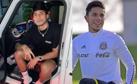 ¿Dejará el futbol? Salcedo se estrena como cantante y presume dueto con famoso cantautor