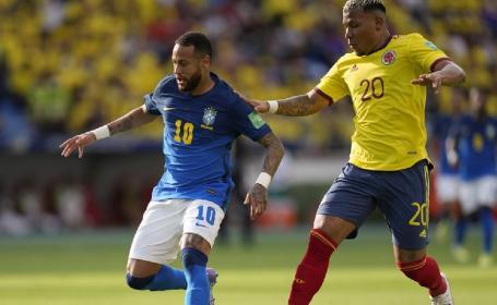 Neymar señala que Qatar 2022 será su último mundial jugado