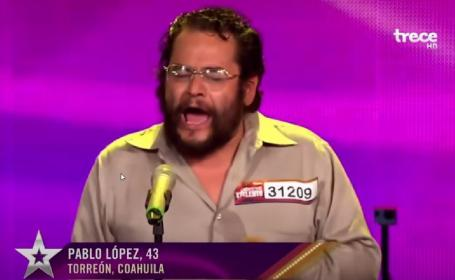 Muere el ganador de 'México tiene talento' de TV Azteca, un mes después de perder a hija