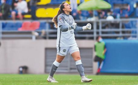 Portera del América pide mejores condiciones para el arbitraje de la Liga Femenil