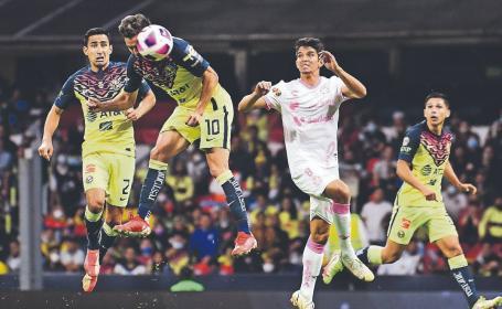 Tras derrotar a Santos, el América viene insaciable y suma 31 puntos en el Apertura 2021