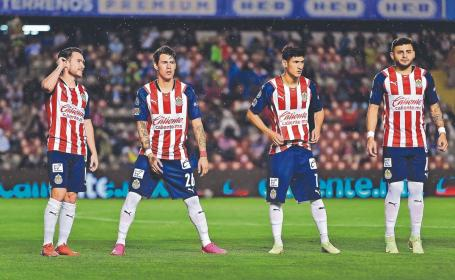 Tras su pésima racha, Chivas tiene urgencia de ganarle al Cruz Azul en su casa