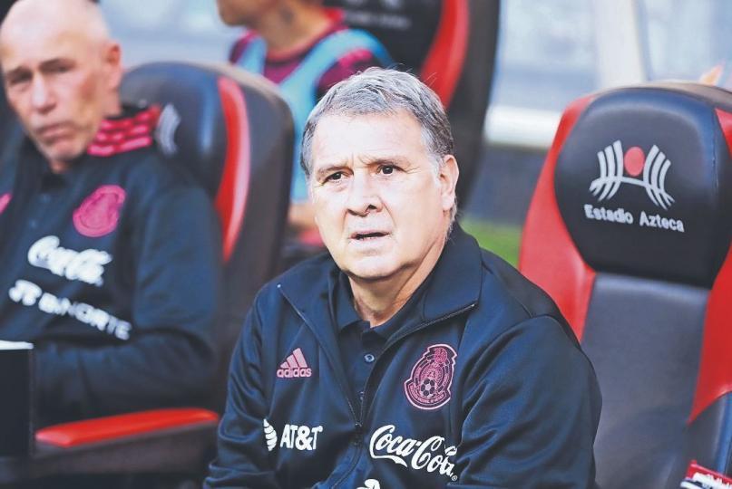 Tata Martino preocupado por no tener lista de seleccionados para el juego contra Ecuador