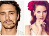 James Franco y Lana del Rey
