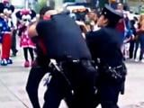 Spiderman lucha contra la policía de Nueva York | VIDEO